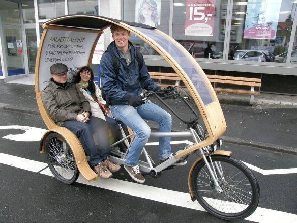 bamboo treecycle